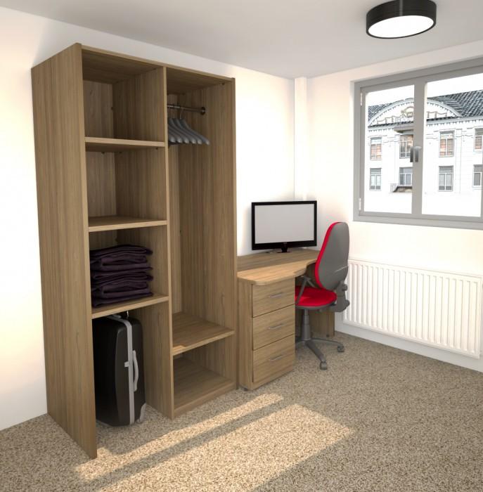 bespoke furniture, cupboard, residential furniture