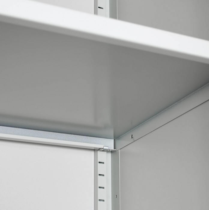 bisley shelf clips, office accessories