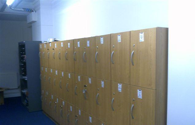 lockers, cupboards, bespoke furniture