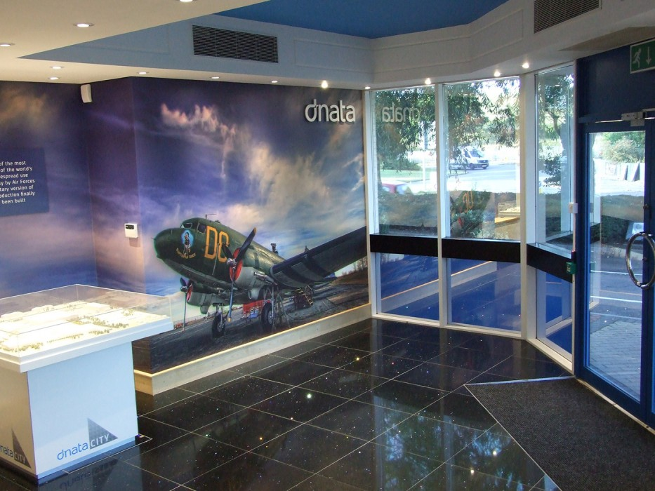 dnata, office fit out, office refurb