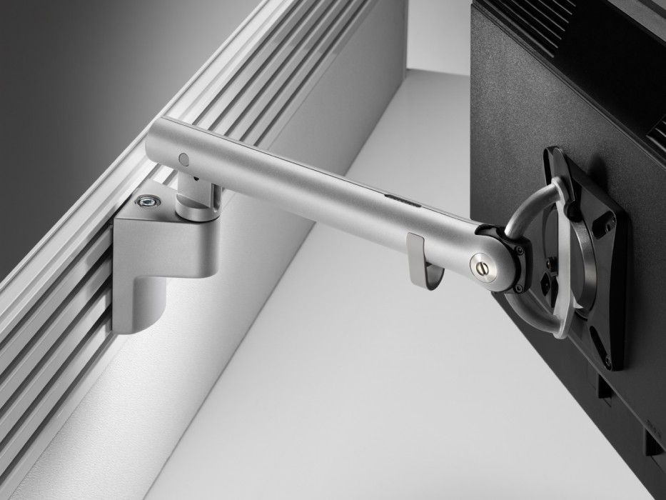 single monitor arm, office accessories