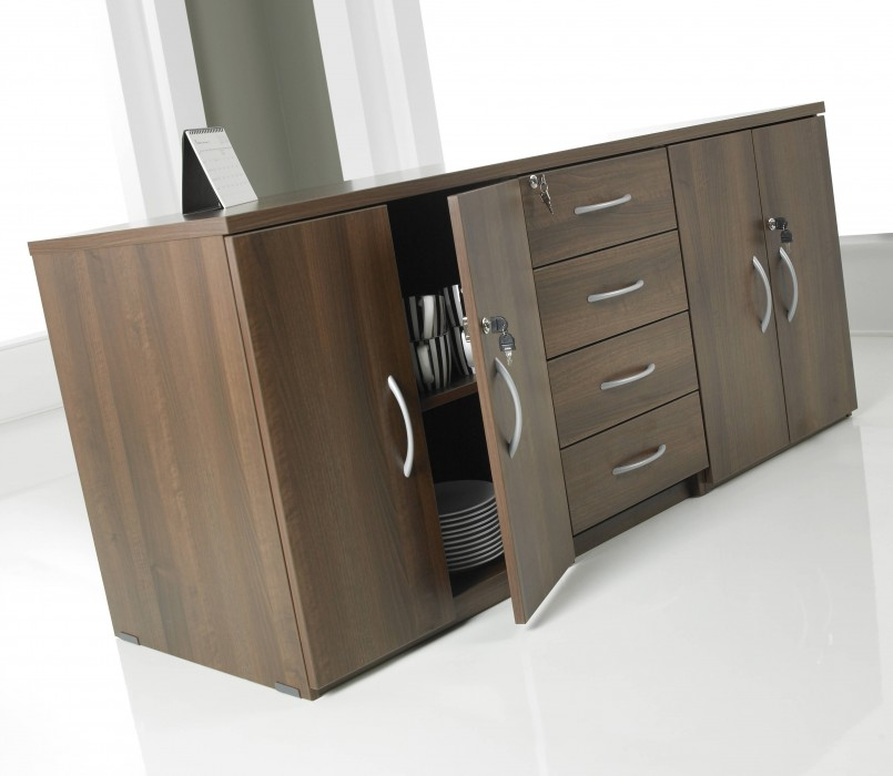 office storage, side unit, cupboard, drawers