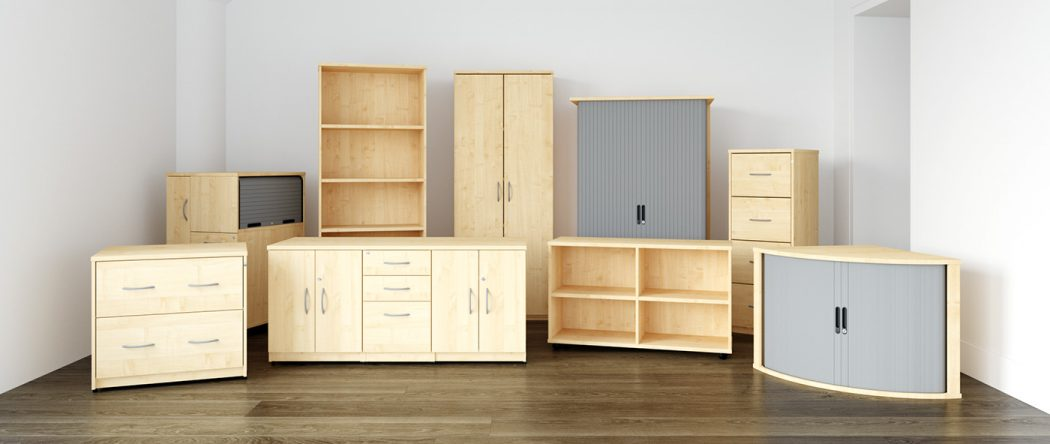 office storage, tambour, cupboard, side filer, filing cabinet, bookcase