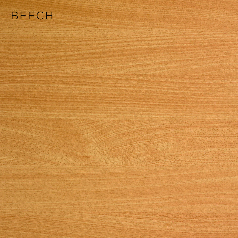 beech MFC, MFC finishes, wood finishes, wood colours, desktop finishes