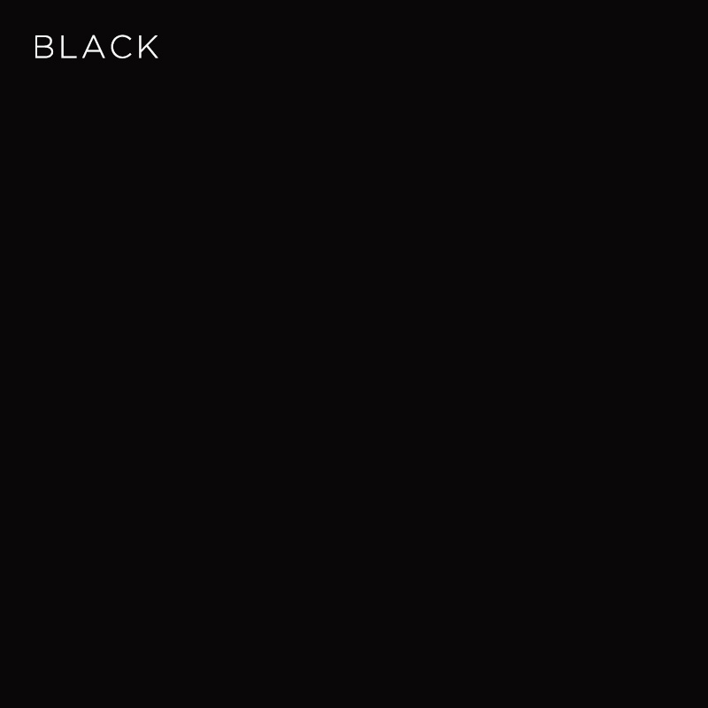 black MFC, MFC finishes, wood finishes, wood colours, desktop finishes
