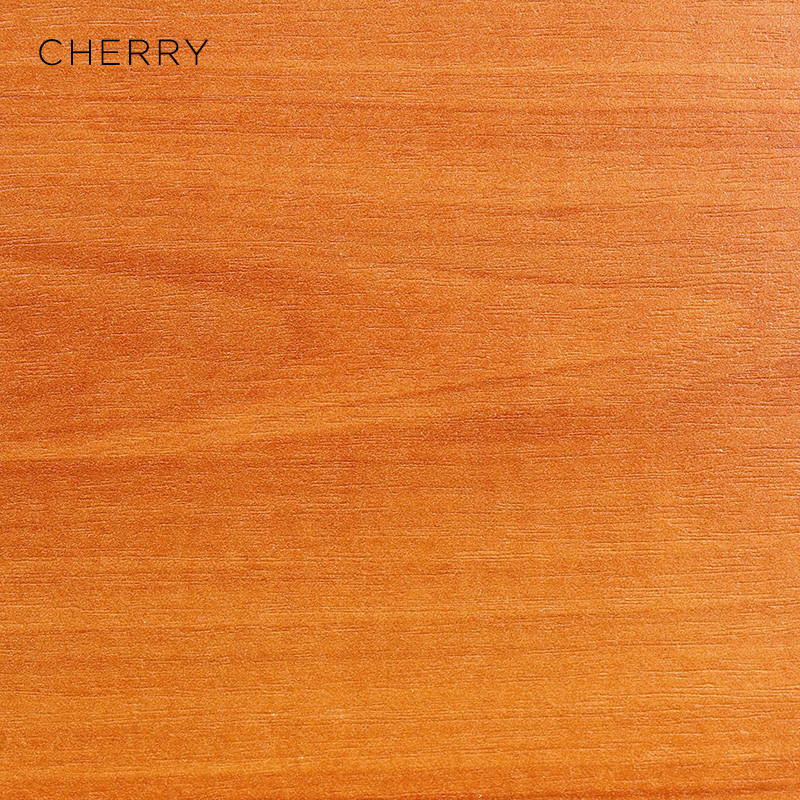 cherry MFC, MFC finishes, wood finishes, wood colours, desktop finishes