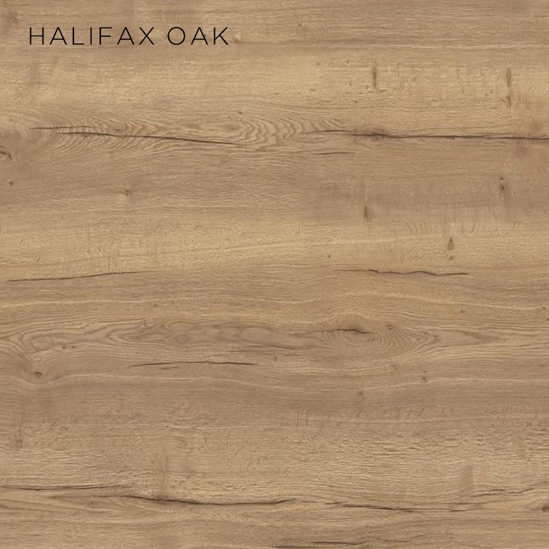 halifax oak MFC, MFC finishes, wood finishes, wood colours, desktop finishes