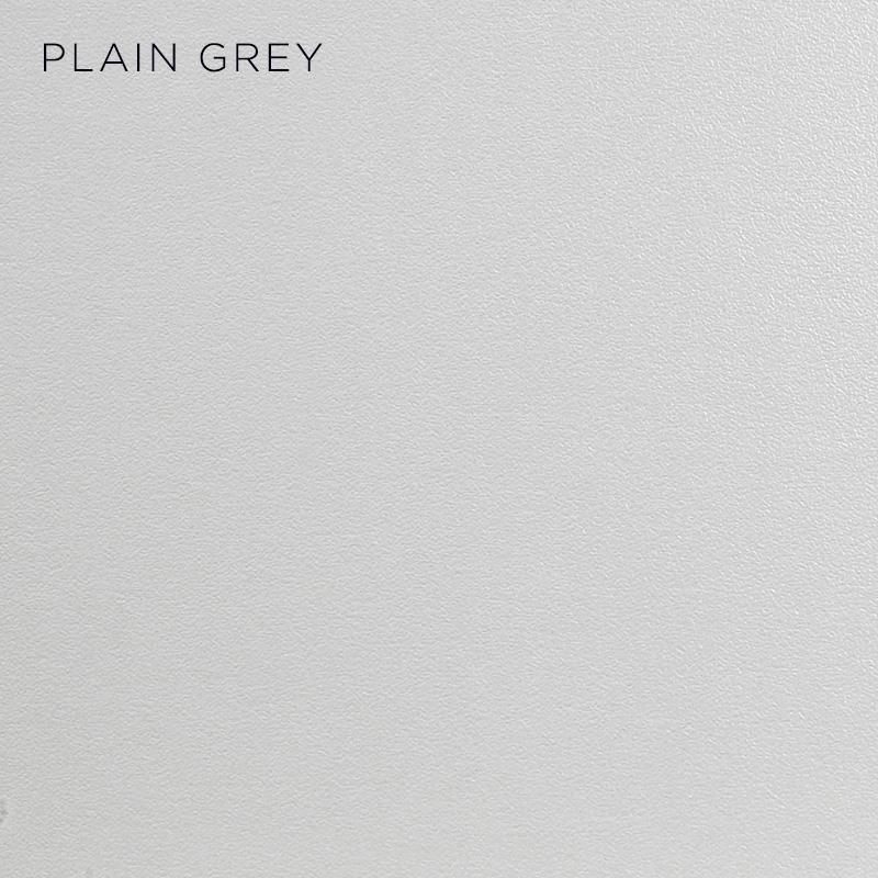 plain grey MFC, MFC finishes, wood finishes, wood colours, desktop finishes