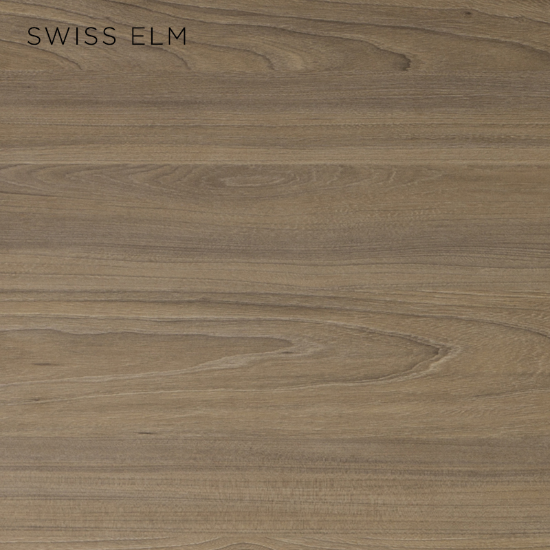 swiss elm MFC, MFC finishes, wood finishes, wood colours, desktop finishes
