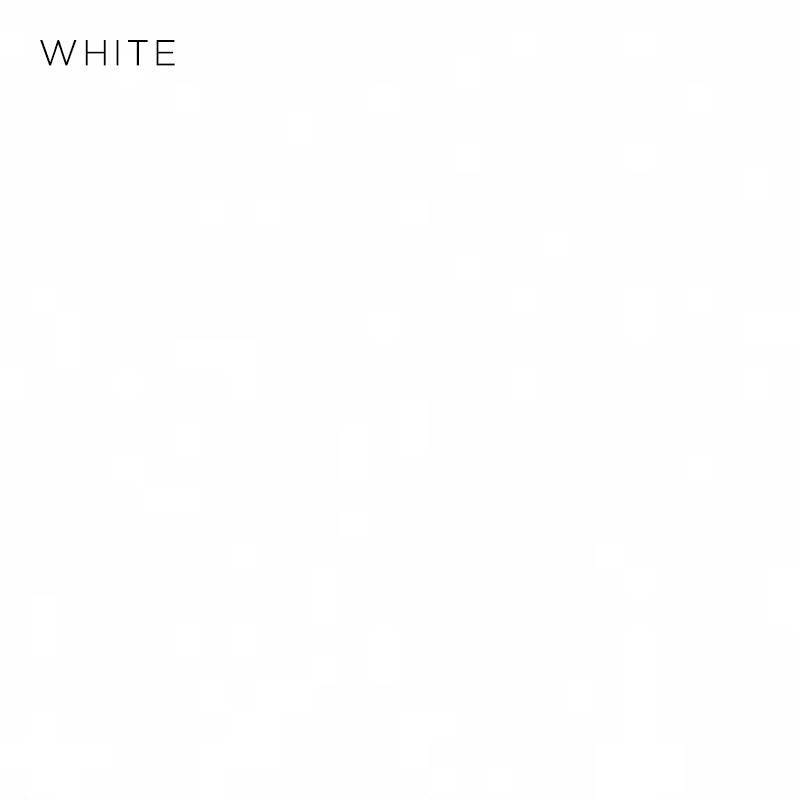 white MFC, MFC finishes, wood finishes, wood colours, desktop finishes