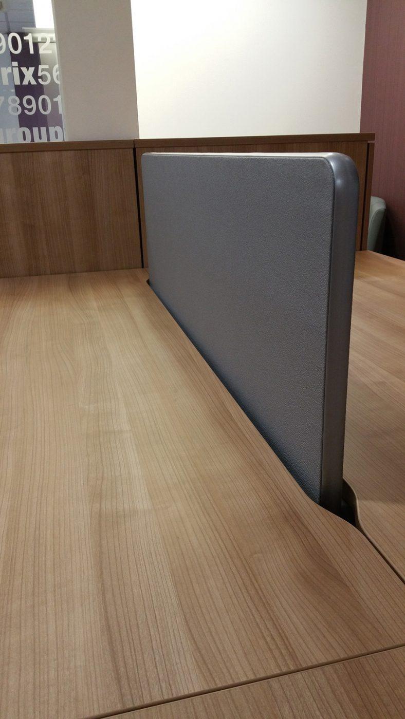 fabric screen. desktop screen, grey screen, edged screen