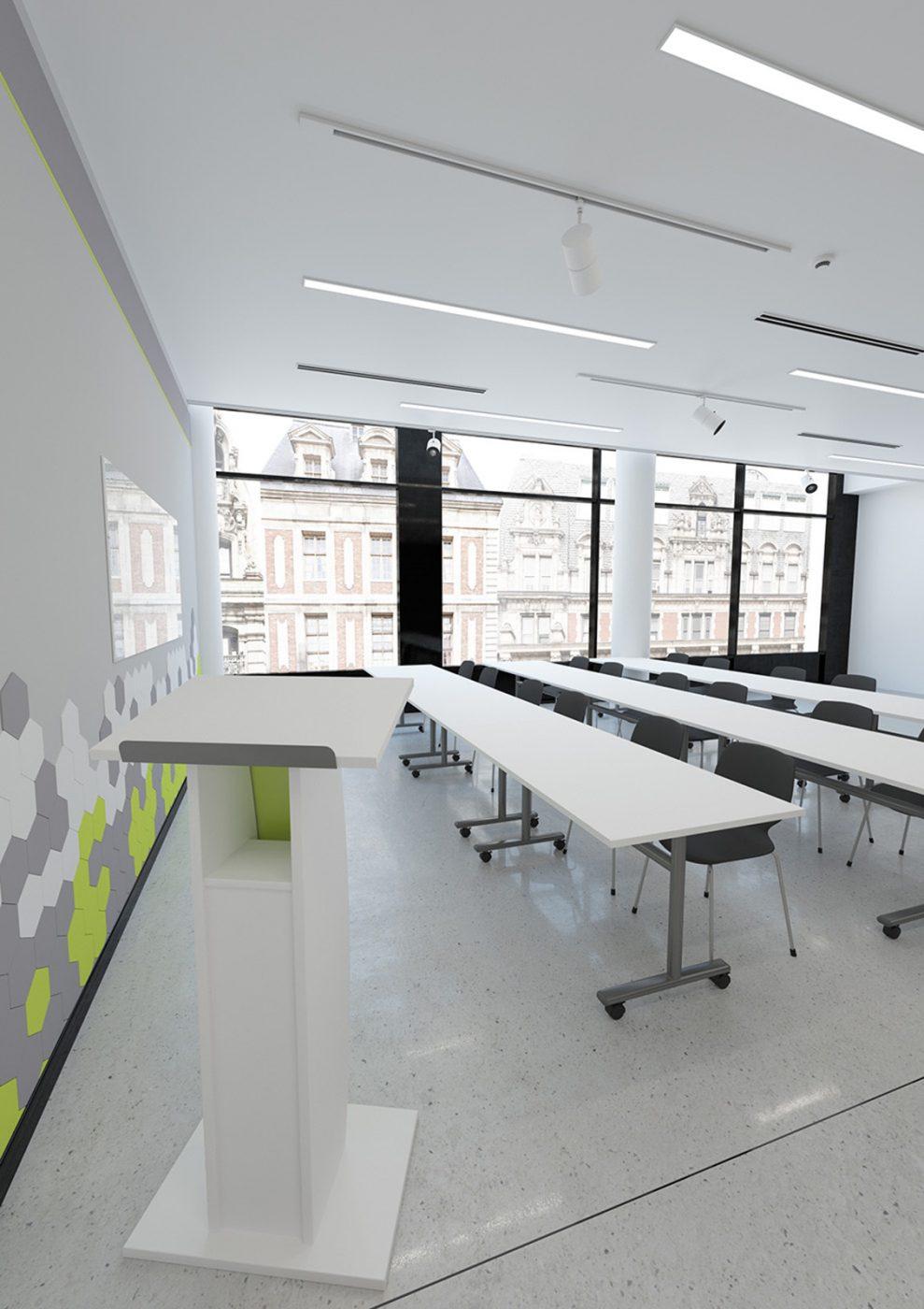lectern, university furniture, classroom furniture
