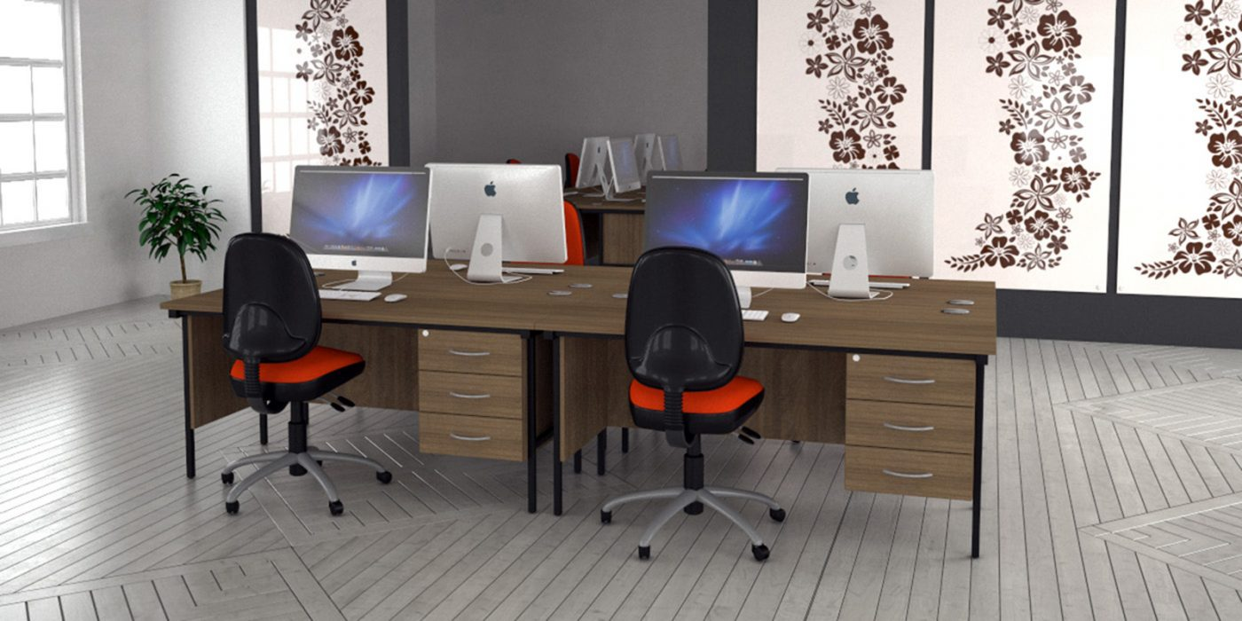 paolo, contract furniture, office desk, cheap desk, teacher desk, basic desk
