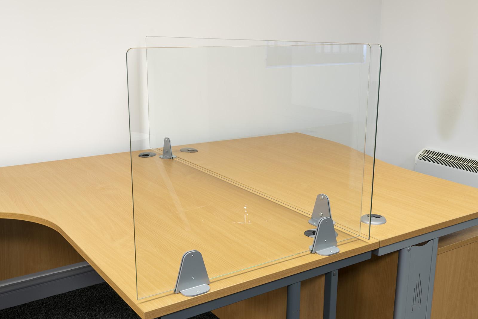 desk top desktop screen toppers anti-viral protective Corona virus sneeze office furniture
