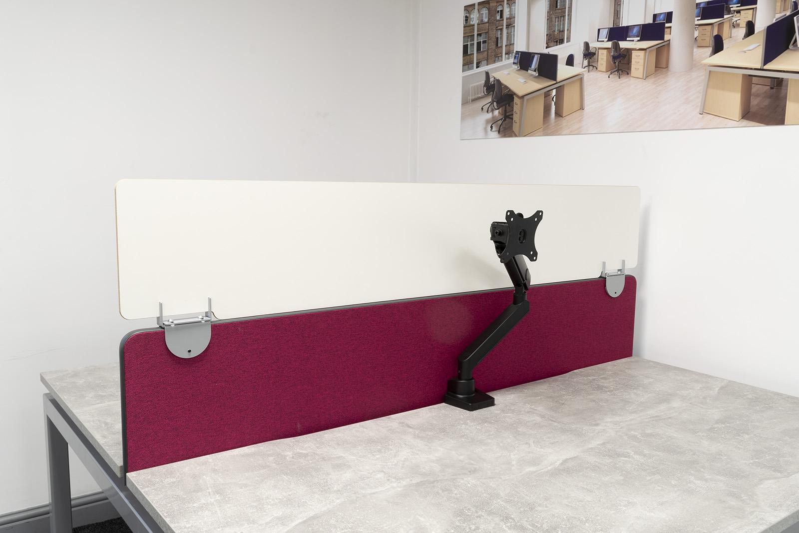 cheap protective anti viral office furniture screens perspex alternative